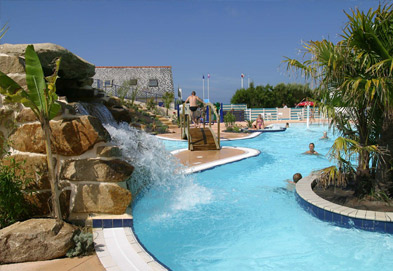 Domaine de Ker Ys - Holiday Park in St Nic, Brittany, France