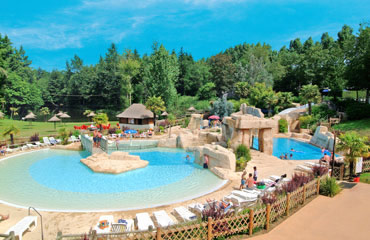 Domaine des Ormes - Holiday Park in Dol de Bretagne, Brittany, France