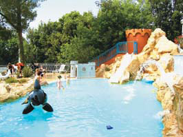 Le Pianacce - Just one of the great holiday parks in Tuscany, Italy