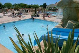 L'Oceano d'Or - Just one of the great holiday parks in Loire, France