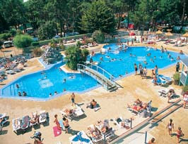 Le Vieux Port - Eurocamp - Holiday Park in Messanges, Aquitaine, France
