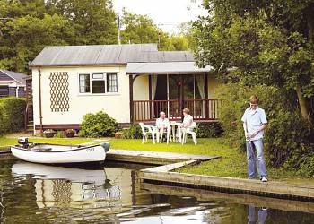 Bure Way and Rosemere - Holiday Park in Wroxham, Norfolk, England