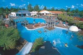 Le Clarys Plage - Just one of the great holiday parks in Loire, France