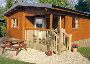 Oat Hill Farm Lodges - Holiday Park in Crewkerne, Somerset, England