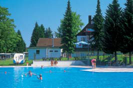 Camping Sites in Germany