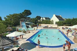 Raguenes-Plage - Holiday Park in Raguenes Plage, Brittany, France