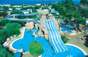 Yelloh! Village le Ranolien - Holiday Park in Perros, Brittany, France