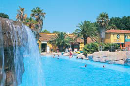La Sirene - Just one of the great holiday parks in Languedoc Roussillon, France