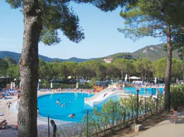 Ville Degli Ulivi - Just one of the great holiday parks in Elba, Italy