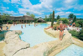 Les Alicourts Resort - Just one of the great holiday parks in Loire, France