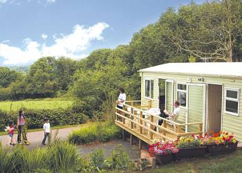Wigley Orchard - Holiday Park in Stoke Bliss, Worcestershire, England