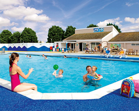 Kiln Park Holiday Centre - Holiday Park in Tenby, Pembrokeshire, Wales
