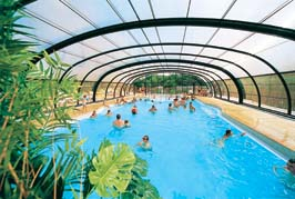 Les Peneyrals - Holiday Park in Sarlat, Aquitaine, France