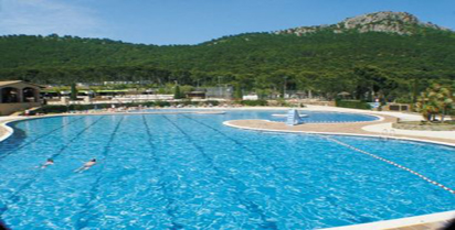 Camping Castell Montgri  - Just one of the great holiday parks in Costa Brava, Spain