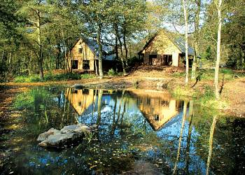 Ramshorn Woodland Lodges - Holiday Park in Oakamoor, Staffordshire, England