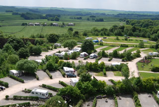Rivendale Caravan and Leisure Park - Holiday Park in Ashbourne, Derbyshire, England