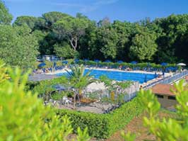 Valle Gaia - Just one of the great holiday parks in Tuscany, Italy