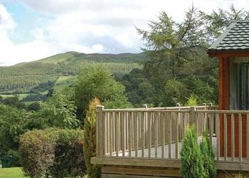 Pen-y-Garth Lodges - Holiday Park in Bala, Gwynedd, Wales