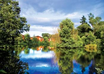 Ashlea Pools Country Park - Holiday Park in Craven Arms, Shropshire, England