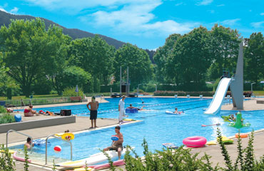 Campingplatz Kinzigtal - Just one of the great holiday parks in Black Forest, Germany