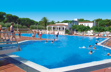 Camping Cypsela - Just one of the great campsites in Costa Brava, Spain
