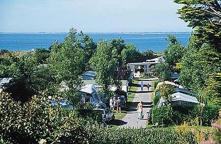 La Plage - Holiday Park in La Trinite sur Mer, Brittany, France