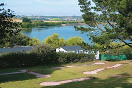 Les Mouettes - Eurocamp - Just one of the great campsites in Brittany, France