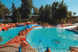 Altomincio Family Park - Just one of the great holiday parks in Italian Lakes, Italy