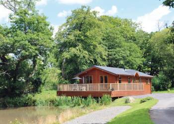 Herons Brook Lodges - Holiday Park in Narberth, Pembrokeshire, Wales