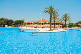 El Delfin Verde - Eurocamp - Just one of the great holiday parks in Costa Brava, Spain