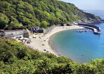 Green Acres Cottages - Holiday Park in Fowey, Cornwall, England