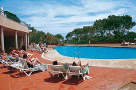 Internacional de Calonge - Eurocamp - Just one of the great campsites in Costa Brava, Spain