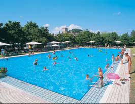 Parco delle Piscine - Eurocamp - Just one of the great holiday parks in Tuscany, Italy