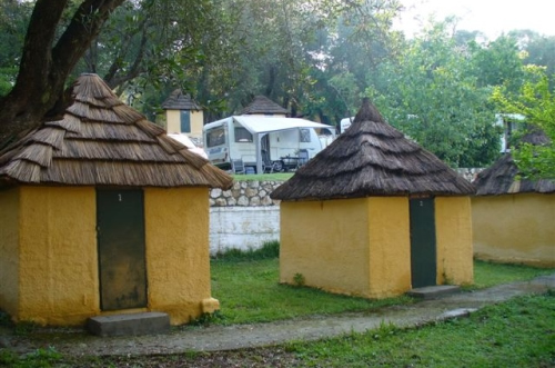 Camping Village Dionysus - Just one of the great holiday parks in Corfu, Greece