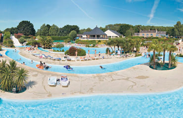 Camping la Grande Metairie - Holiday Park in Carnac, Brittany, France
