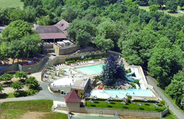 Camping la Palombiere - Holiday Park in Sarlat, Aquitaine, France