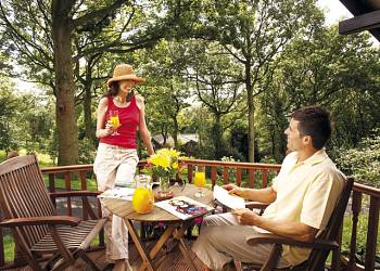 Spring Wood Lodges - Holiday Park in Harrogate, Yorkshire, England