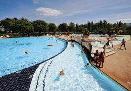 Le Soleil - Just one of the great holiday parks in Languedoc Roussillon, France
