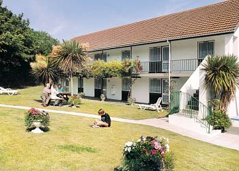 Ilex Lodge Apartments - Holiday Park in St Peter Port, Guernsey, England