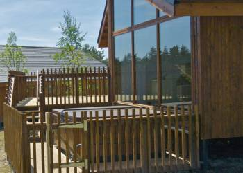 Forest of Dean Lodges - Holiday Park in Coleford, Gloucestershire, England