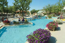 Le Ranc Davaine - Just one of the great holiday parks in Rhone Alpes, France