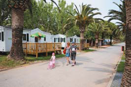 Playa Montroig - Eurocamp - Just one of the great holiday parks in Costa Dorada, Spain