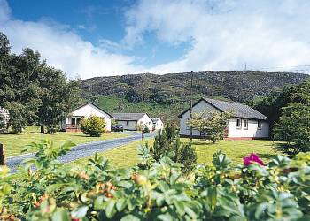 Innes-Maree - Holiday Park in Poolewe, Highlands, Scotland