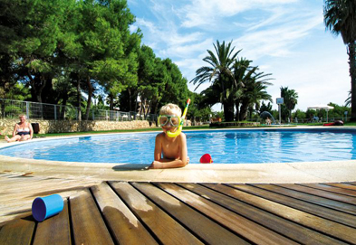Camping Vilanova Park - Just one of the great holiday parks in Costa Dorada, Spain