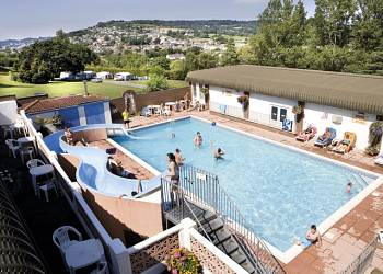 Newlands Park - Holiday Park in Charmouth, Dorset, England