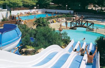 Camping Ty-Nadan - Holiday Park in Arzano, Brittany, France