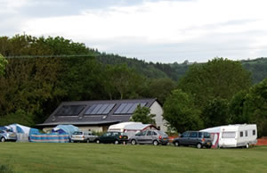 Kingsbridge Caravan and Camping Park - Holiday Park in Beaumaris, Anglesey, Wales
