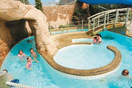Les Ecureuils - Just one of the great holiday parks in Loire, France