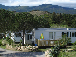 Criques de Porteils - Just one of the great holiday parks in Languedoc Roussillon, France
