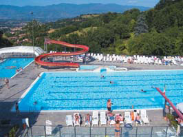 Norcenni Girasole Club - Eurocamp - Just one of the great holiday parks in Tuscany, Italy